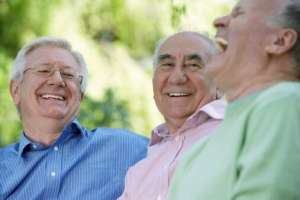 Baltimore MD Cosmetic Dentist | Seniors and Oral Health
